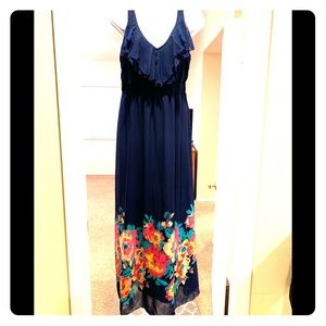 Old Navy Summer Maxi Dress